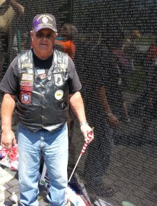 Vietnam Vet on Memorial Day